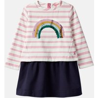 Lucy Mock Layer Dress 3-12 Years