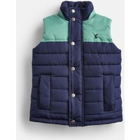 FRENCH NAVY 204635 Padded Gilet  Size 4yr