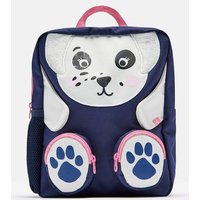 Navy Dalmatian Zippyback Character Backpack  Size One Size