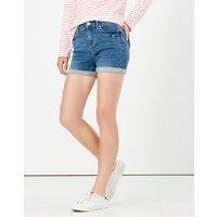 Shirley Mid Denim Shorts