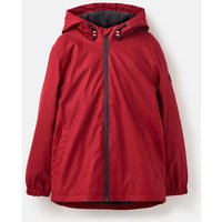 Deep Red Portwell Lightweight Waterproof Jacket 3-12 Years  Size 11Yr-12Yr