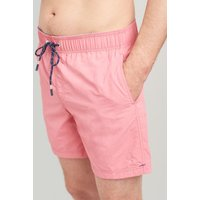 Light Pink Heston Swim Shorts  Size S