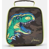 GREEN CAMO DINO Munch Lunch Bag  Size One Size