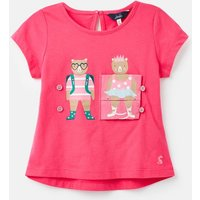 Chomp Interactive Applique Top 1-6 Years