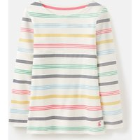 Multi Stripe Harbour Jersey Top 3-12 Years  Size 6Yr