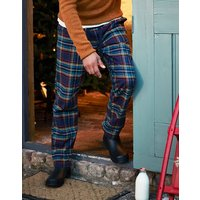 The sleeper checked Woven Lounge Trousers