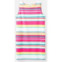 208759 Sleeveless Jersey Dress