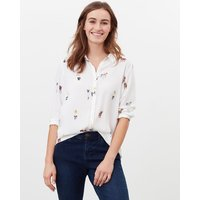 Elvina Button Through Shirt