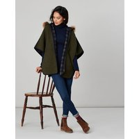 Everly Reversible Cape
