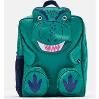 Green Dinosaur Zippyback Novelty Dinosaur Backpack  Size One Size