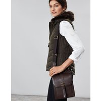 Stratford Leather Cross Body Bag