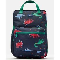 Navy Dinos Easton Backpack  Size One Size