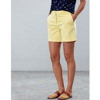 Summer Bay Cruise Mid Thigh Length Chino Shorts  Size 16