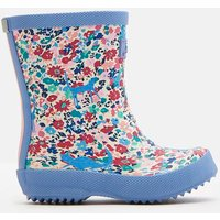 Pretty Kitty Ditsy 204099 Printed Wellies  Size Baby 7