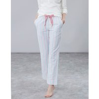 Multi Stripe Snooze Woven Pyjama Bottoms  Size 10