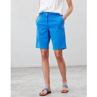 Mid Blue Cruise Long Chino Shorts  Size 10
