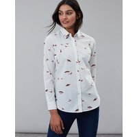 Country Animals Lucie Woven Shirt  Size 16