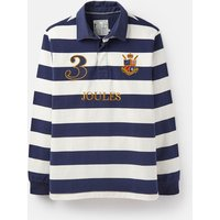 207011 Striped Rugby Shirt