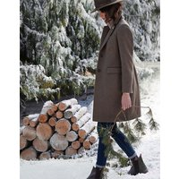 Cheltenham Tweed Coat