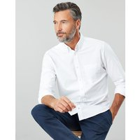 The Laundered Oxford Slim Fit Long Sleeve Shirt