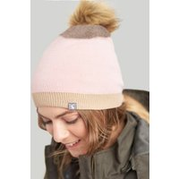 Cool Pink Flurrywell Pop-A-Pom Hat  Size One Size