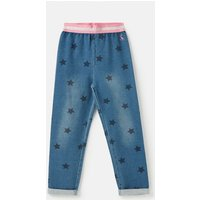 Blue Stars Minnie Print Leggings 1-6 Years  Size 5Yr
