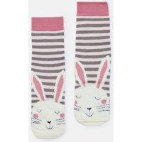 Neat Feet Character Intarsia Socks