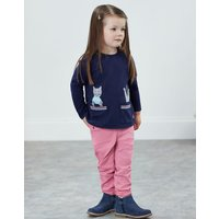 Ava Applique T-Shirt  1-6 Years
