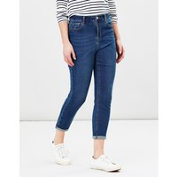Monroe Cropped Skinny Stretch Jeans