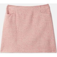 Pink Donegal 207310 Mini Check Skirt  Size 14