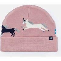 Neddy Unicorn Intarsia Hat