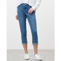 Monroe Cropped Skinny Stretch Jeans