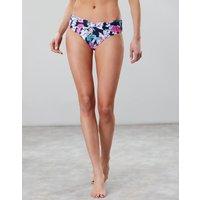 Navy Floral Belle Bikini Bottoms  Size 14