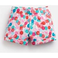 Multi Fairy Spot Kittiwake Jersey Shorts 1-12 Yr  Size 3Yr