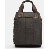 Green Tweed Tweed Picnic Rucksack  Size One Size