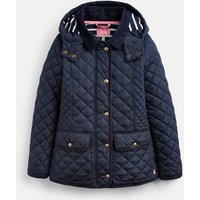 Marine Navy Newdale Quilted Coat 3-12 Years  Size 9Yr-10Yr