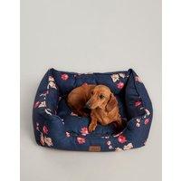 Floral Percher Square Pet Bed