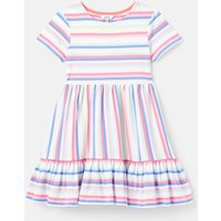 Evelyn Tiered Jersey Dress 1-12 Years