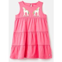 Clarissa Applique Jersey Dress 1-6 Years