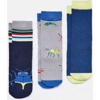 Brilliant bamboo Socks Three Pack