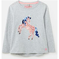 Ava Applique T-Shirt 3-12 Years