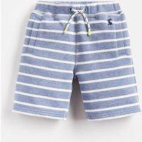 BLUE MARL STRIPE Seb Saltwash Stripe Short 3-12 Yr  Size 4yr