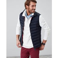 Marine Navy Go To Lightweight Barrel Gilet  Size M