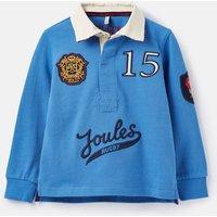 Dark Blue Union Rugby Shirt 3-12 Years  Size 9Yr-10Yr