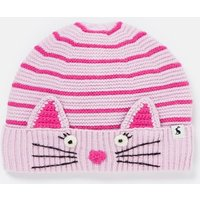 Chummy Embroidered Character Knitted Hat