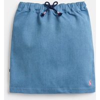 Grey Marl Hearts Geri A Line Skirt 3-12 Yr  Size 4Yr