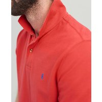 Red Woody Classic Fit Polo  Size Xxxxl