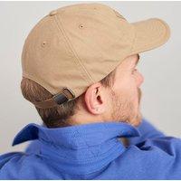 BROWN Stepney Canvas Baseball Cap  Size One Size