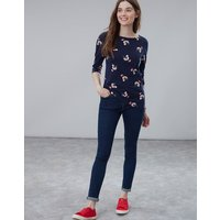 Harbour Light Printed Full Length Sleeve Jersey Top