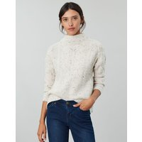 Joyce Cable Knit Jumper
